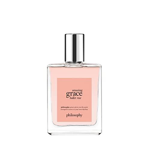 philosophy amazing grace ballet rose eau de toilette, 2 oz