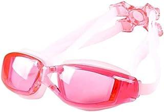 S Swimming Goggles Swim Goggles Anti Fog UV Protection No Leaking For Adult Men Women Kids Swim Goggles Freely Adjusta. LI...