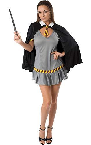 ORION COSTUMES Costume de déguisement d'Halloween d'élève sorcière pour femmes