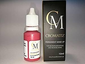 CROMATIZ® Mikropigmentierung Pigment Microblading - 10 ml - CORAL Farbe - Permanent Make-up - Made in EU