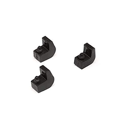 Cobb Grill 6 Abstandshalter, Supreme, schwarz, 2 x 2 x 2 cm, 607