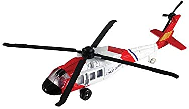 "InAir Diecast 4.5"" Coast Guard UH-60D Helicopter"
