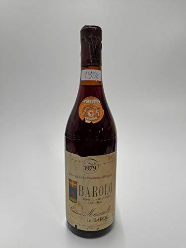 Vintage Bottle - Bartolo Mascarello Cantine Mascarello Barolo DOCG 1979 0,75 lt. - COD. 1957