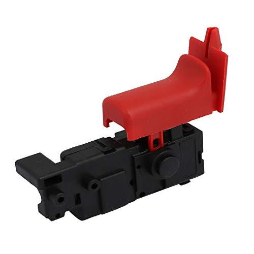 New Lon0167 Broca de Destacados martillo AC 250V eficacia confiable 4A para herrajes para herramientas eléctricas negro Para bosch GBH2-26DRE(id:9a9 07 ca 15e)