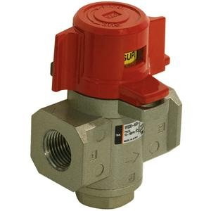 VHS40-N03B-Z valve - vhs hand valve family vhs body pt 3/8npt (f) - single action relief valve by SMC