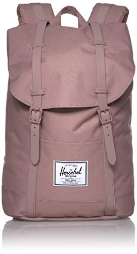 Herschel 10066-02077 Retreat Ash Rose, Taglia unica