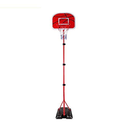 XZYB-lqj Songmin Kinder-Basketball-Ständer Höhenverstellbar Drinnen Draußen Kind Basketballkorb Geeignet Für Kinder Ab 3 Jahren Basketball-System (Color : C)