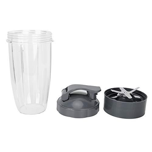 Piezas de repuesto para licuadora Nutribullet, vasos de licuadora de 30 oz...