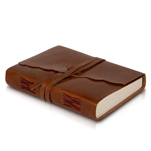 Ideas de regalo de cumpleaños, diario de piel, diario de escritura, diario de viaje personal, cuaderno de dibujos, libro de recetas, organizador de libros de recetas, 18 x 13 cm, regalos de
