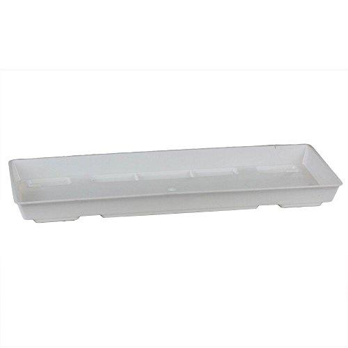 Ebert fioriera Coaster Bianco 60cm 1002748