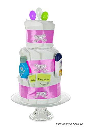 Günstige gâteau de couches – Beau Couche cadeau de naissance et Baptême – Unique Couche Tartes De dubistda