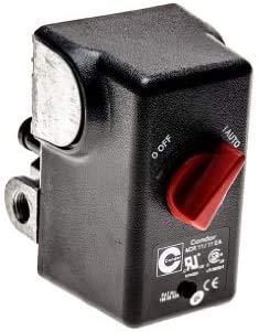 CW209300AV Air Compressor Pressure Switch 135/100 PSI for Campbell Hausfeld
