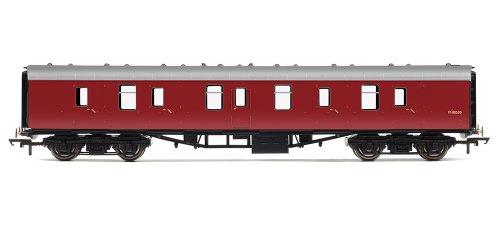 Hornby- BR Marron MK1 Colis, R4625