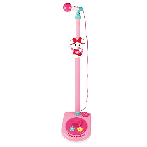 BAOLI Telescopic Vertical Microphone Toy with 6 Songs