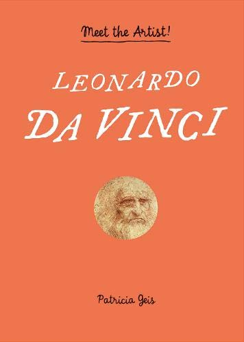 Image of Leonardo da Vinci: Meet the Artist! (Ages 8 and up, Interactive pop-up book with flaps, cutouts and pull tabs)