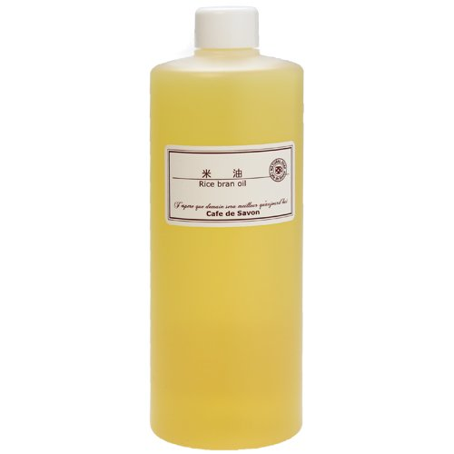 米油 [ライスブランオイル] 500ml 【米ぬか油/手作り石鹸/手作りコスメ】【birth】