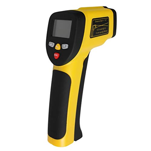 ForceSthrength Dual Laser LCD-Display Infrarot-Thermometer -50 bis 1050 Grad Celsius HT-819