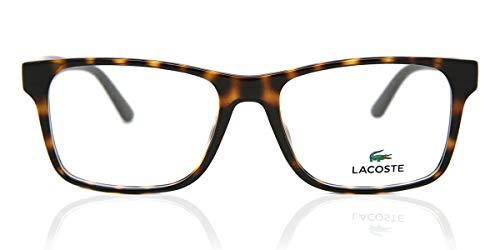 Lacoste L2741 214 53 Monturas de gafas  Havana  Unisex-niños