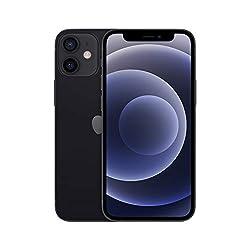 Écran Super Retina XDR 5,4 pouces Ceramic Shield, plus résistant que le verre de n'importe quel smartphone Compatibilité 5G Puce A14 Bionic, la plus rapide des puces de smartphone Double appareil photo sophistiqué avec ultra grand-angle et grand-angl...