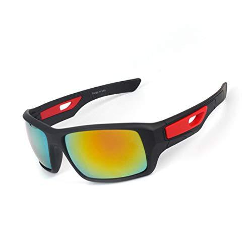 Erjialiu New Square Sonnenbrillen Männer Dragon Male Eyewear Driving Sport Sonnenbrillen Male Female Uv400,Style 1