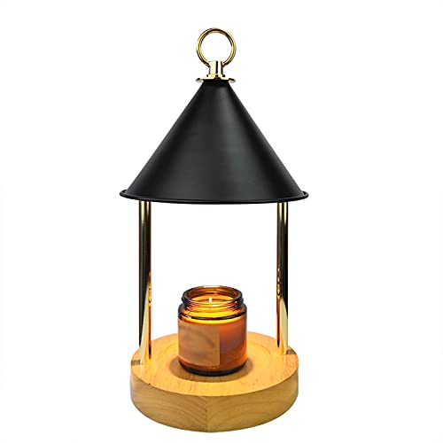 LONG-L Romantic Iron Candle Warmers,Dimmable...