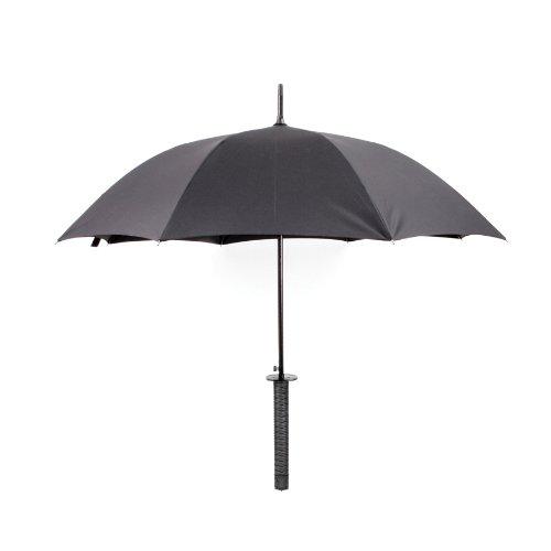 Kikkerland Samurai Regenschirm