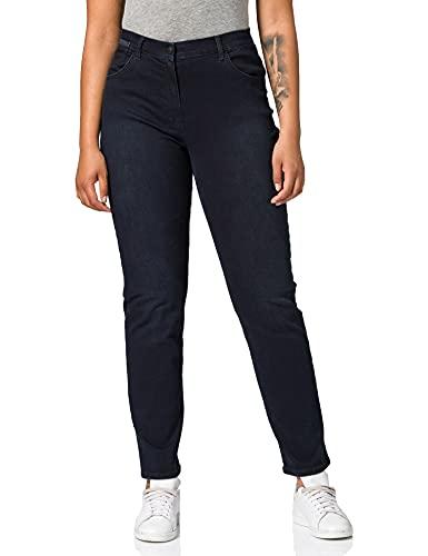 RAPHAELA by BRAX Damen Comfort Plus Fit Jeans Hose Style Corry Slash Stretch mit hohem Bund