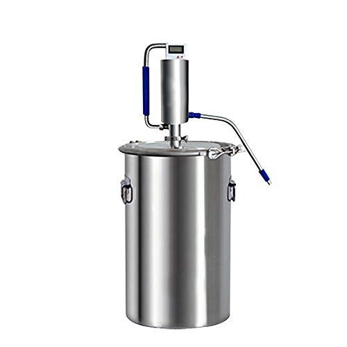 12L Destillieranlage - Haus DIY Kühler Schnapsbrennen Destille ,Bierbrauanlage für Brandy, Whisky, Obstbrand