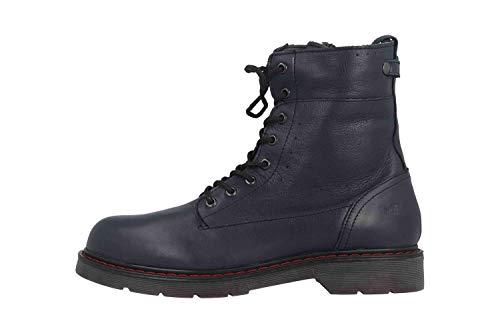 MUSTANG Shoes Boots 2881-502-820 - Zapatos grandes para mujer, color Azul, talla...