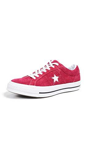 Converse Lifestyle One Star Ox - Zapatillas de fitness unisex para adultos, color Rosa, talla 44 EU