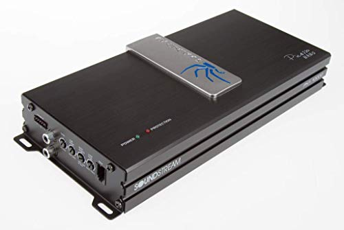 Soundstream PN1.1000D 1000W Monoblock Picasso Nano Series Class D Amplifier,Black
