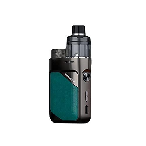 Vaporesso Swag PX80 Kit,80W Pod Mod con GTX Mesh Coil,Sigaretta Elettronica Kit Niente Nicotina e Tabacco (Verde)