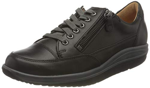 Ganter Aktiv Gisa-G, Zapatillas Mujer, Negro, 40 EU