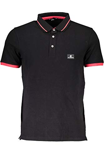 Karl Lagerfeld Herren Polo Shirt 95% Baumwolle, 5% Elasthan