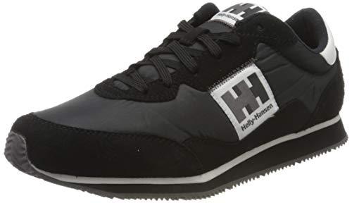 Helly Hansen Ripples, Zapatillas para Hombre, Negro (Black/Phantom/Off White 990), 46.5 EU
