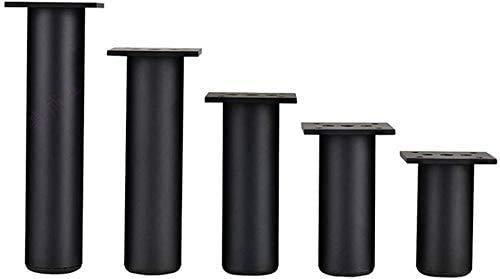 CHUTD Tafelpoten, metalen meubelpoten, verstelbare badmeubelpoten, meubelpoten, aluminium steunvoeten, kast draagbaar, 400 kg, doe-het-zelf hardware-accessoires, 300 mm, zilver