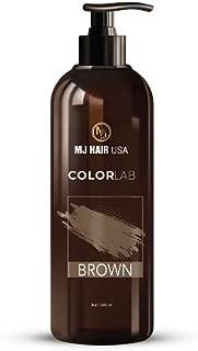 Color Lab Brown