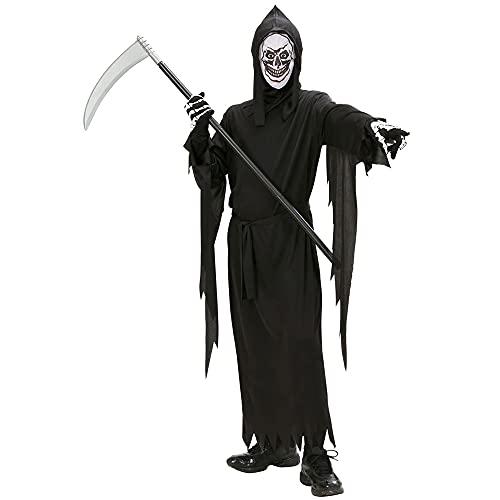 Disfraz infantil de muerte Widmann