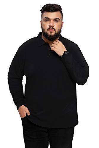 8) Aiyino Men's Solid Soft Cotton Polo Shirt