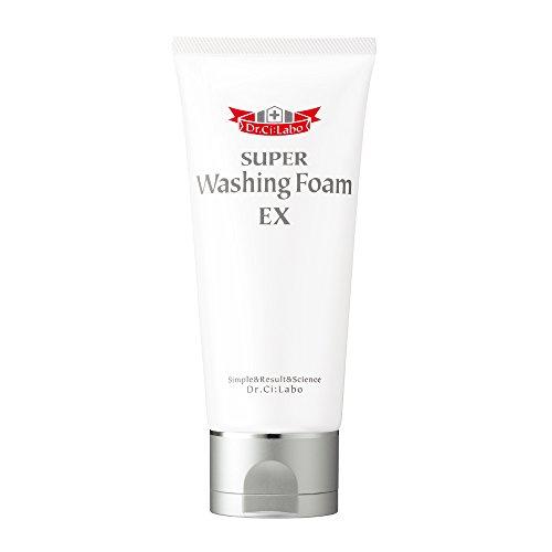 ドクターシーラボ スーパーウォッシングフォームEX クレイ(整肌成分)配合 90g 洗顔料