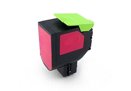 Green2Print Toner Magenta, 2300 Pages, Replaces Lexmark 71B0030, 71B10M0, Toner Cartridge for Lexmark CX317DN, CX417DE, CX517DE, CS317DN, CS417DN, CS517DE