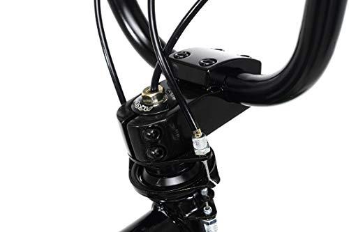 KS Cycling BMX Freestyle 20'' Fatt schwarz-grün - 4