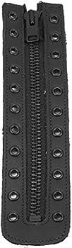 Thorogood Men s 884-6341 11 Eye Zipper Black - One Size
