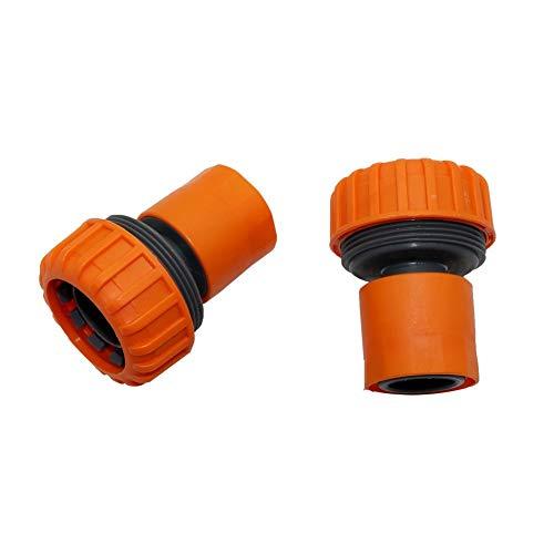 1 PC 25 mm manguera conector rápido 1 pulgadas grifo de agua jardín conectores de riego coche lavado manguera tubo adaptador de acoplamiento