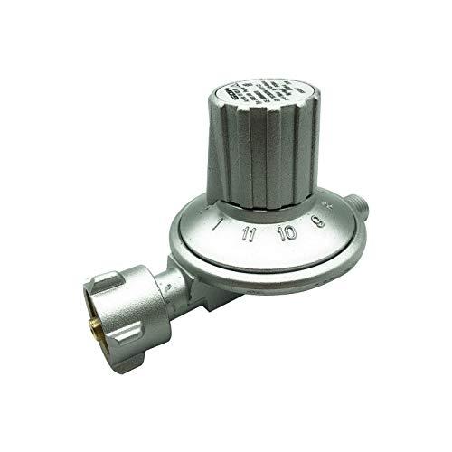 GOK 11-Stufen-Gasregler von 25-50 mbar DIN-DVGW-geprüft