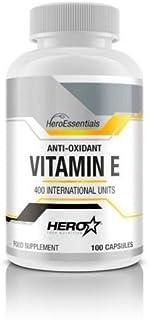 Vitamin E 100 Capsulas - Hero Tech Nutrition