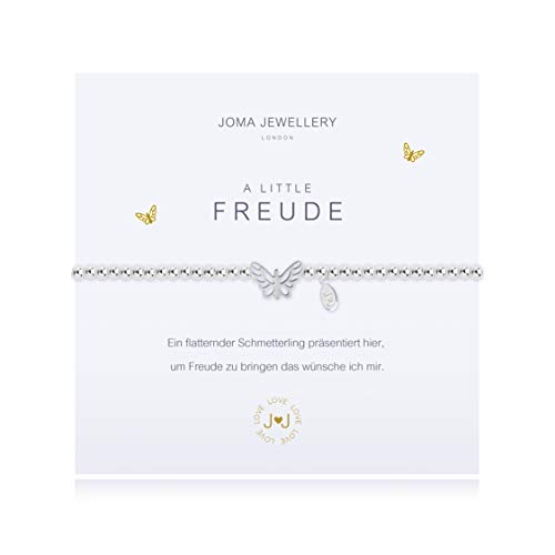Joma Jewellery A Little FREUDE Bracelet German