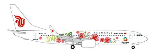 herpa- Air China Boeing 737-800' Beijing Expo 2019', Alas/Aviones de colección (533294)