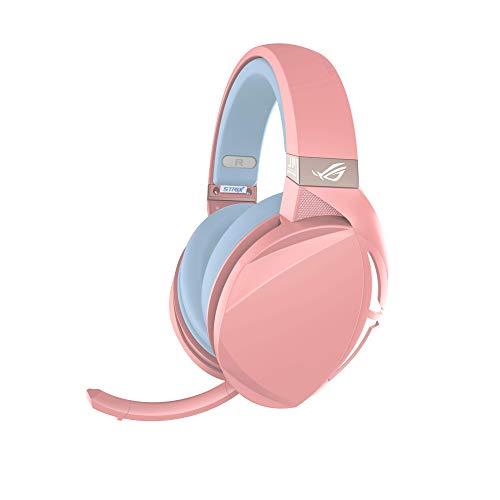 Asus ROG Strix Fusion 300 7.1 Gaming Headset (50 mm Neodym Magnet Treiber, 7.1 Sorround Sound) pink