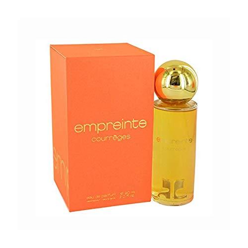 Courrèges empreinte eau de perfume 90ml vapo.